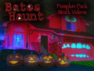 The BatesHaunt Pumpkin Pack
